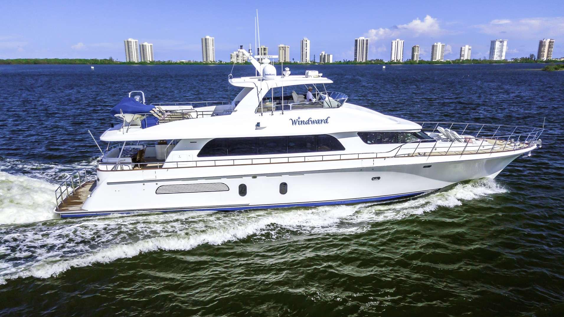 Power Yacht WINDWARD