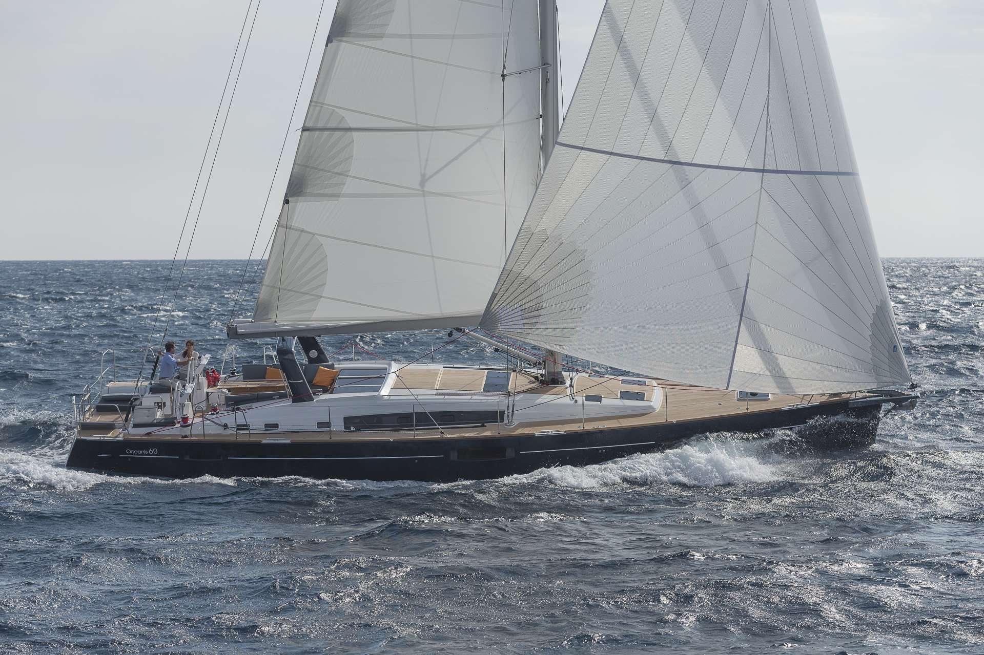 OCEAN STAR Sailing Yacht Charter