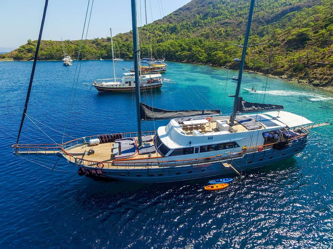 Sailing Yacht Virtuoso