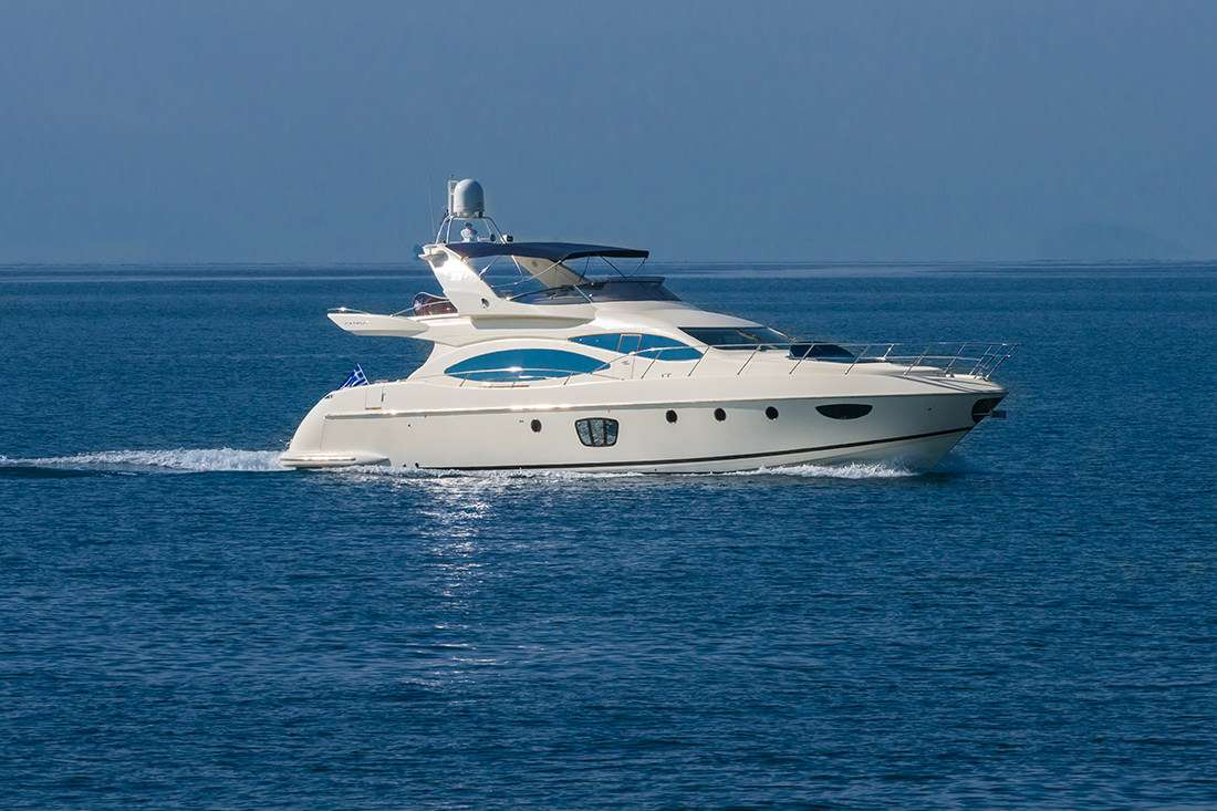 Charter with Almaz on compassyachtcharters.com