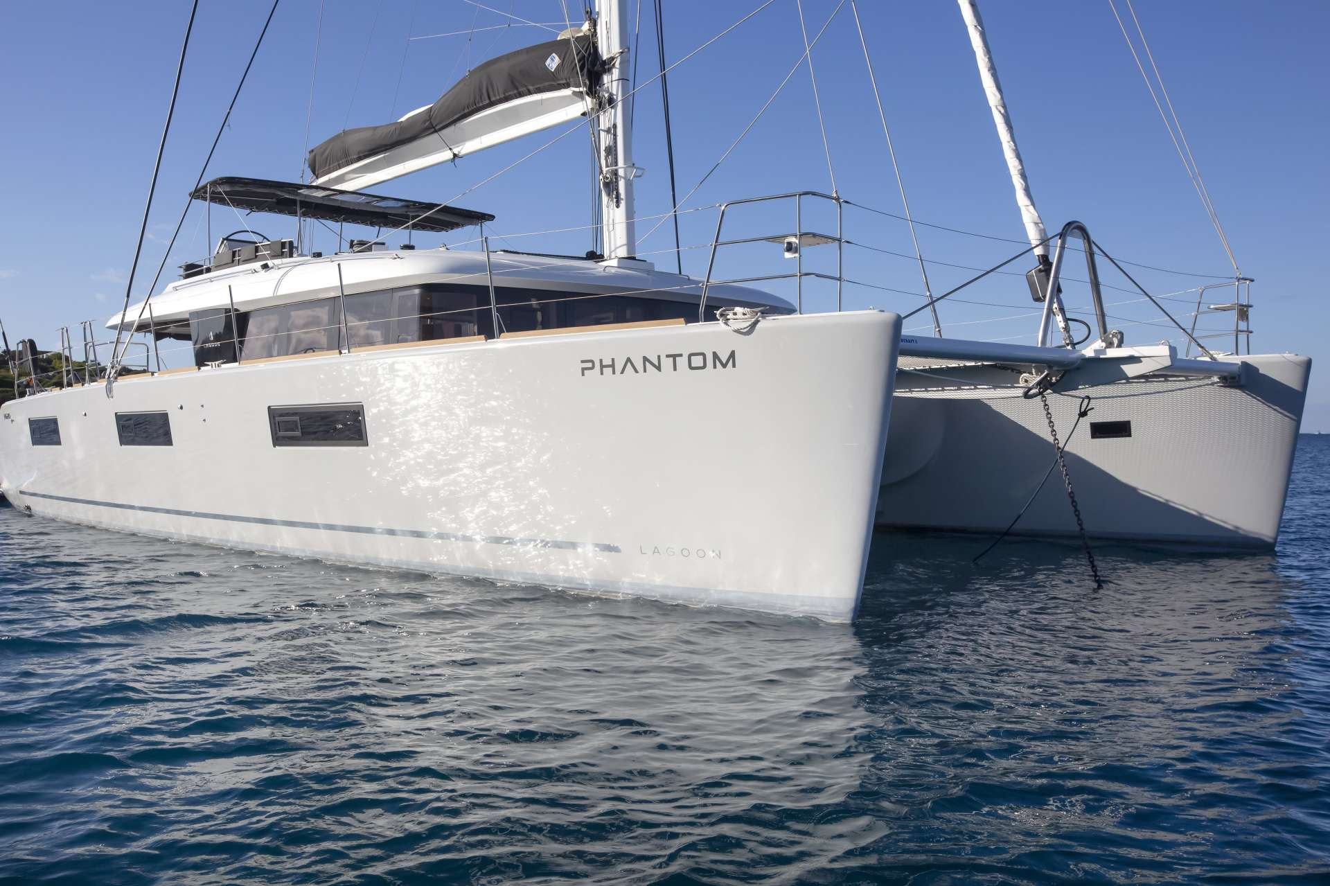 Catamaran PHANTOM
