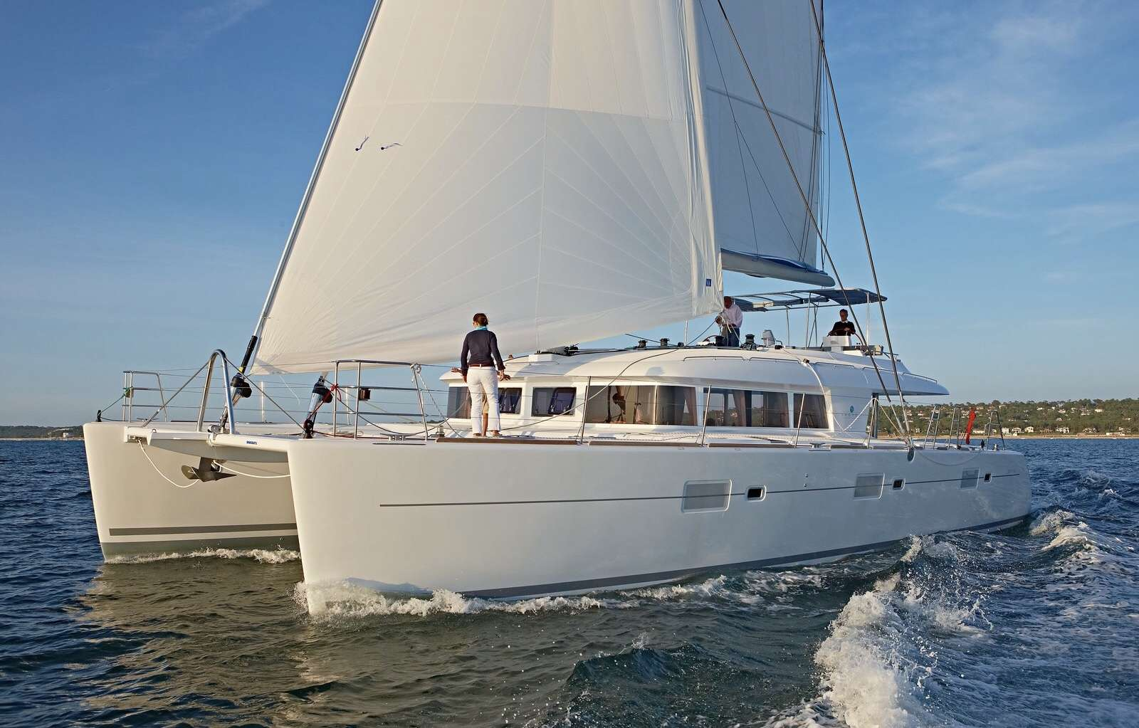 Charter with GB Odyssey on compassyachtcharters.com