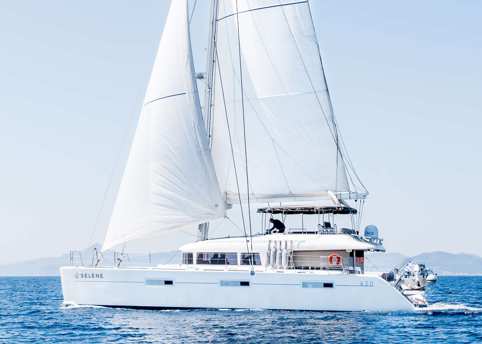 Catamaran SELENE