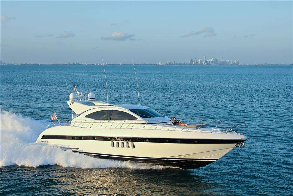 Power Yacht YCM