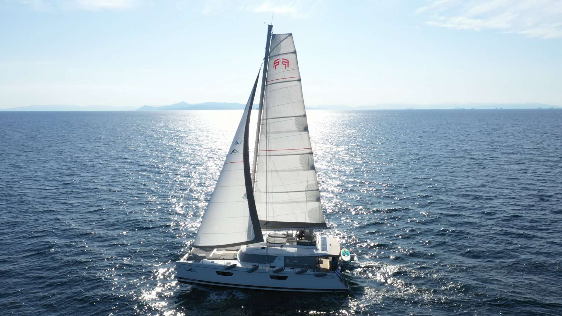 Catamaran SEA ENERGY V
