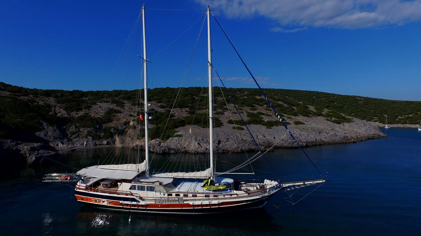 Sailing Yacht KANARYAM