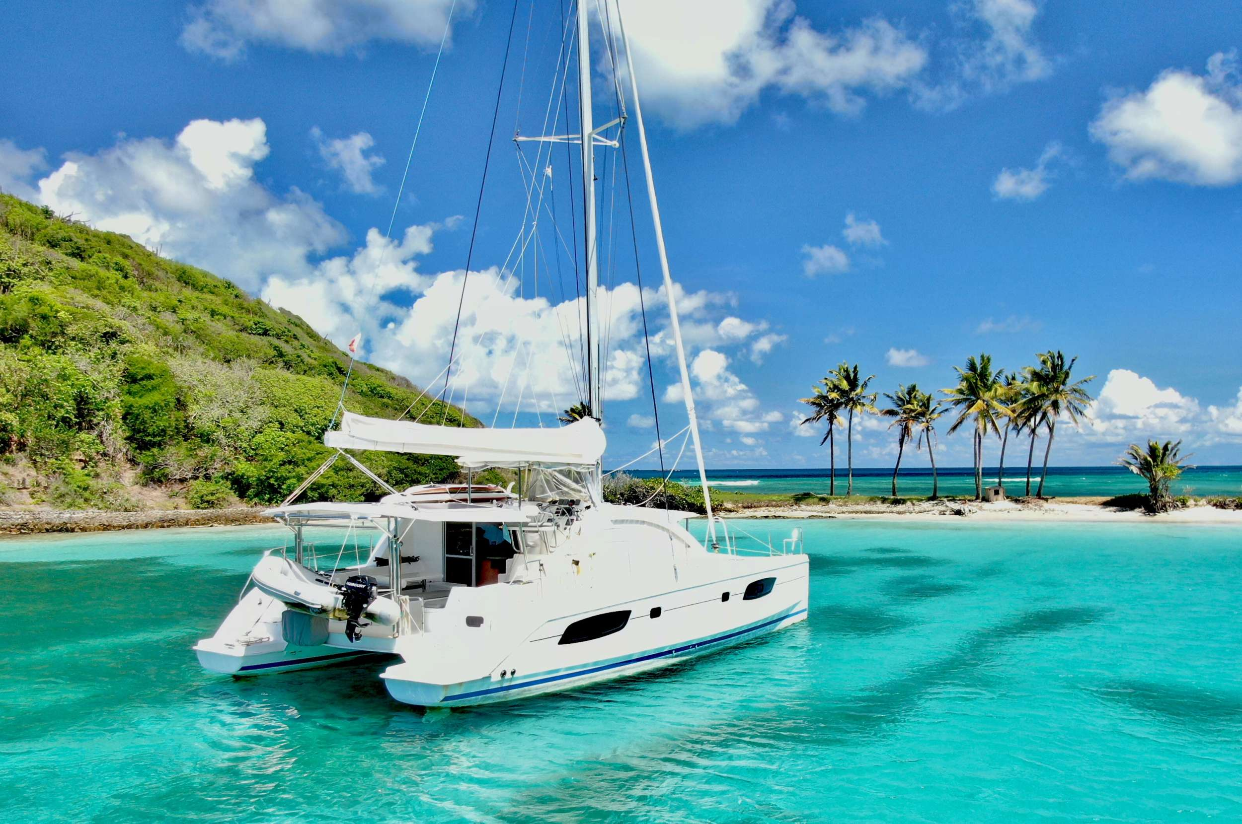 Charter with Groovy on compassyachtcharters.com