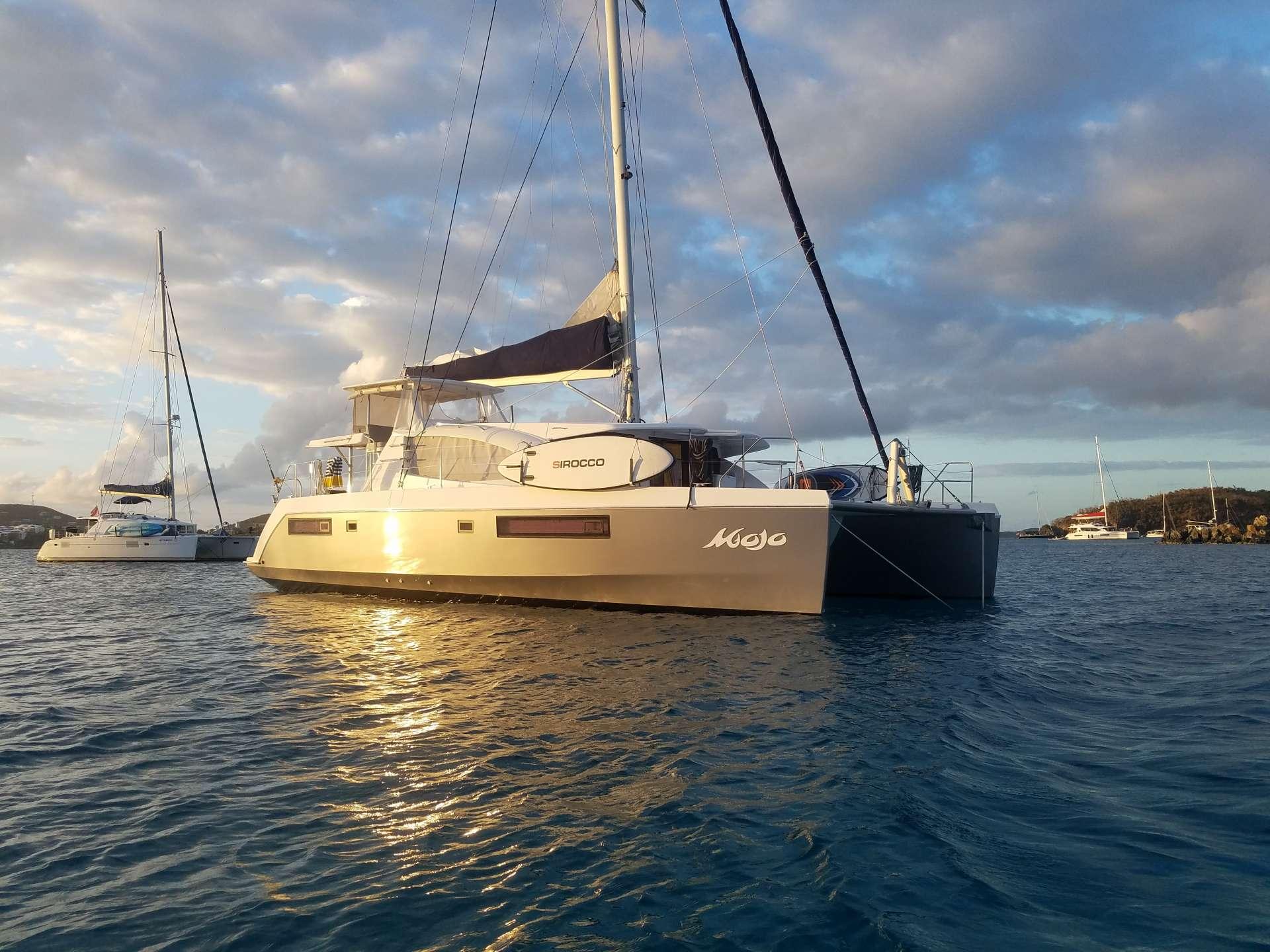 Catamaran MOJO L48