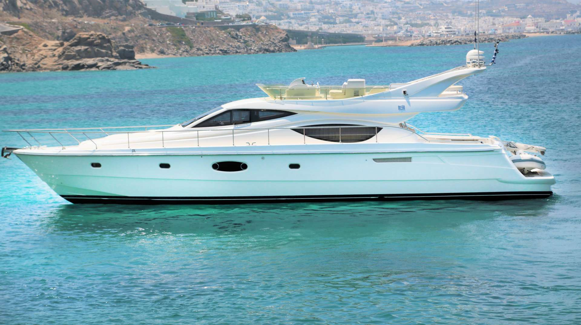 Power Yacht ALKION II