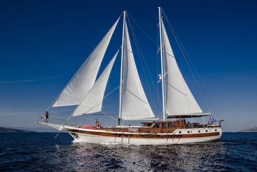 Sailing Yacht ERATO