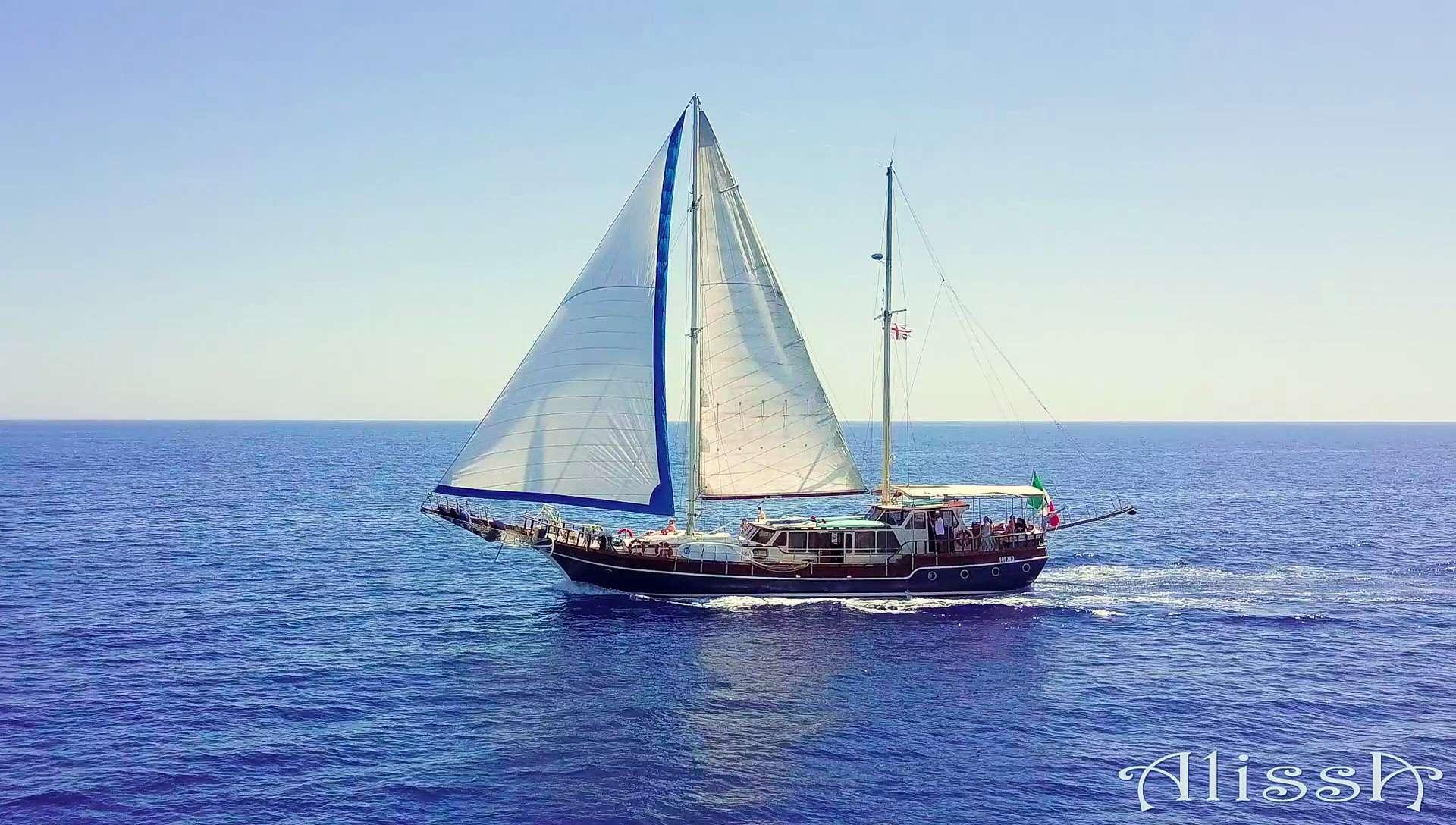 Sailing Yacht Alissa