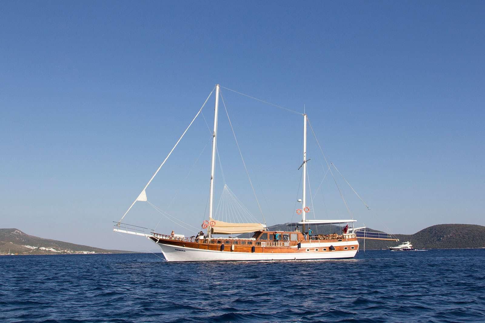 Sailing Yacht Hemera