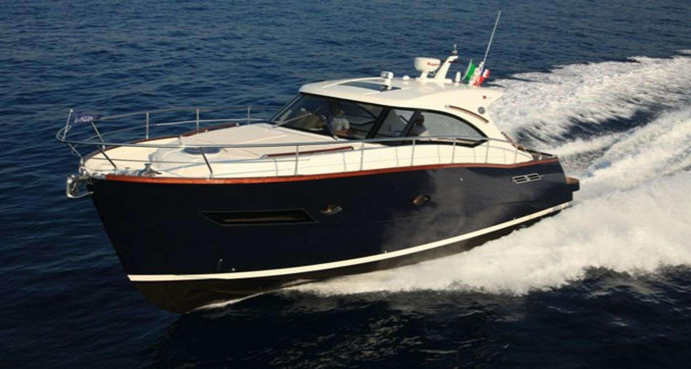 Austin Parker 44 Superyacht Charter