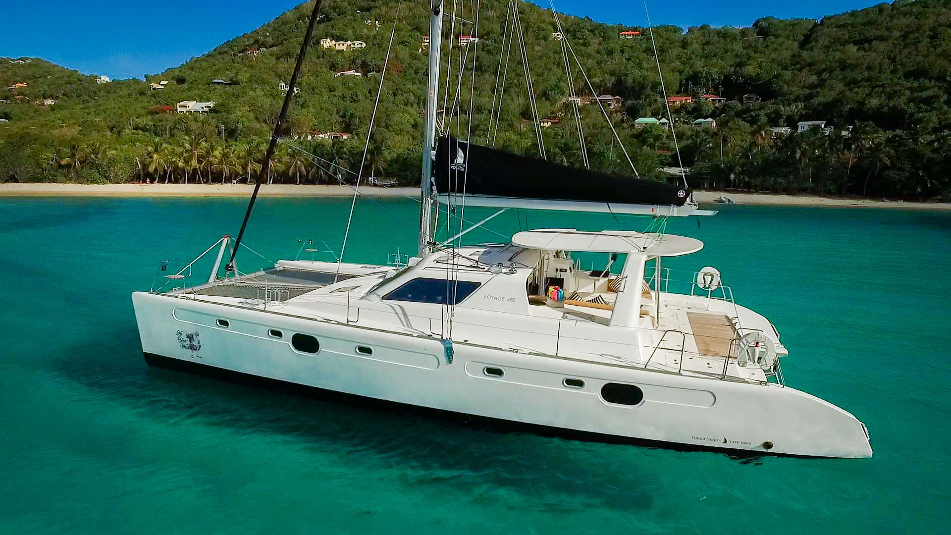 Catamaran VOYAGE 480