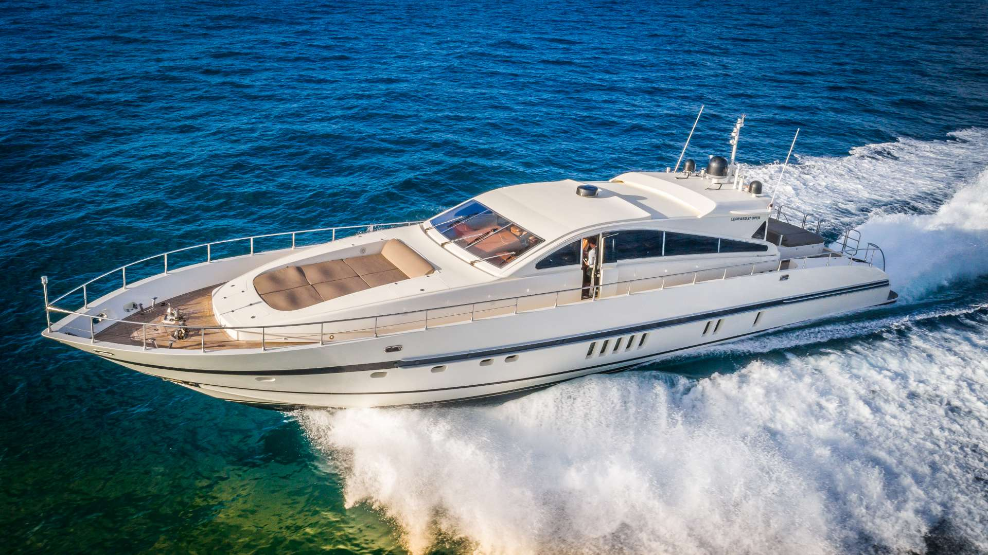 Power Yacht ZEN