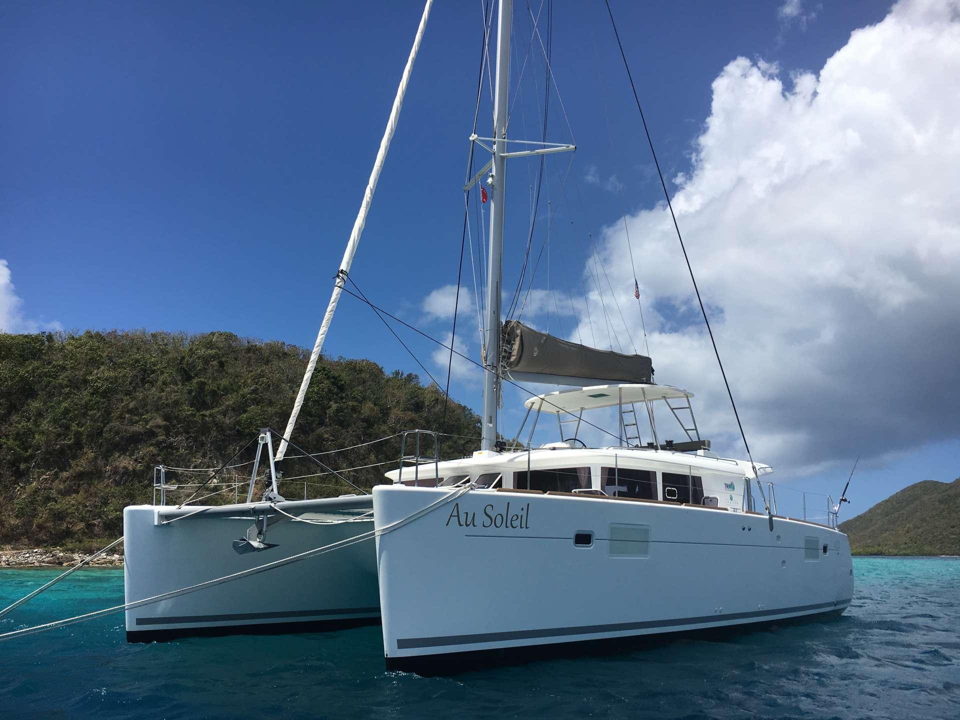 Catamaran AU SOLEIL