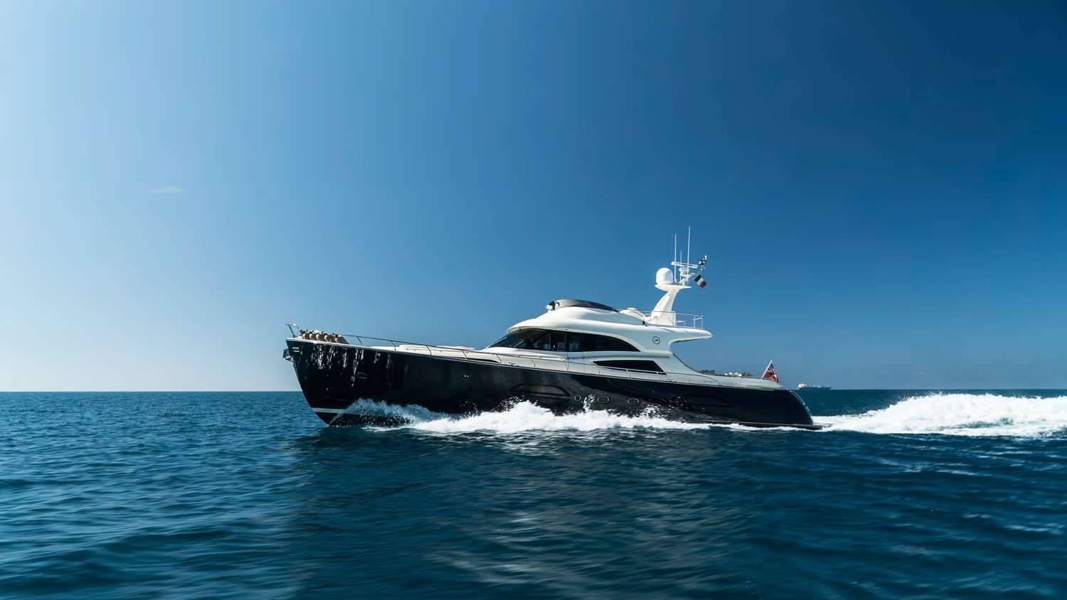 Power Yacht Lumiere
