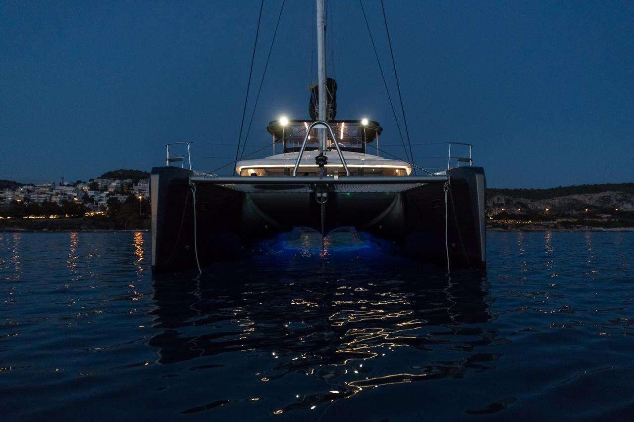 Catamaran NOMAD