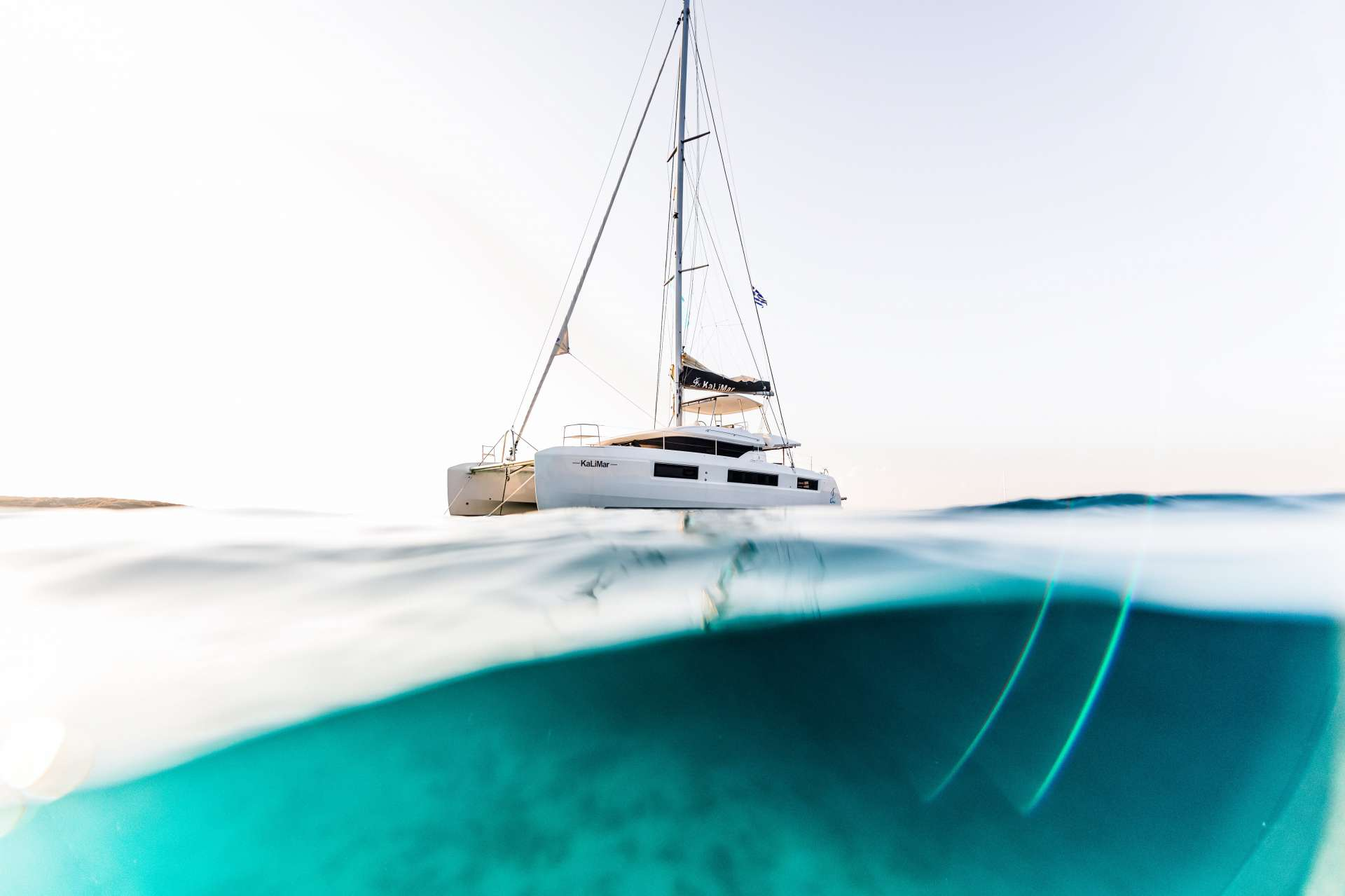 Catamaran KaLiMar
