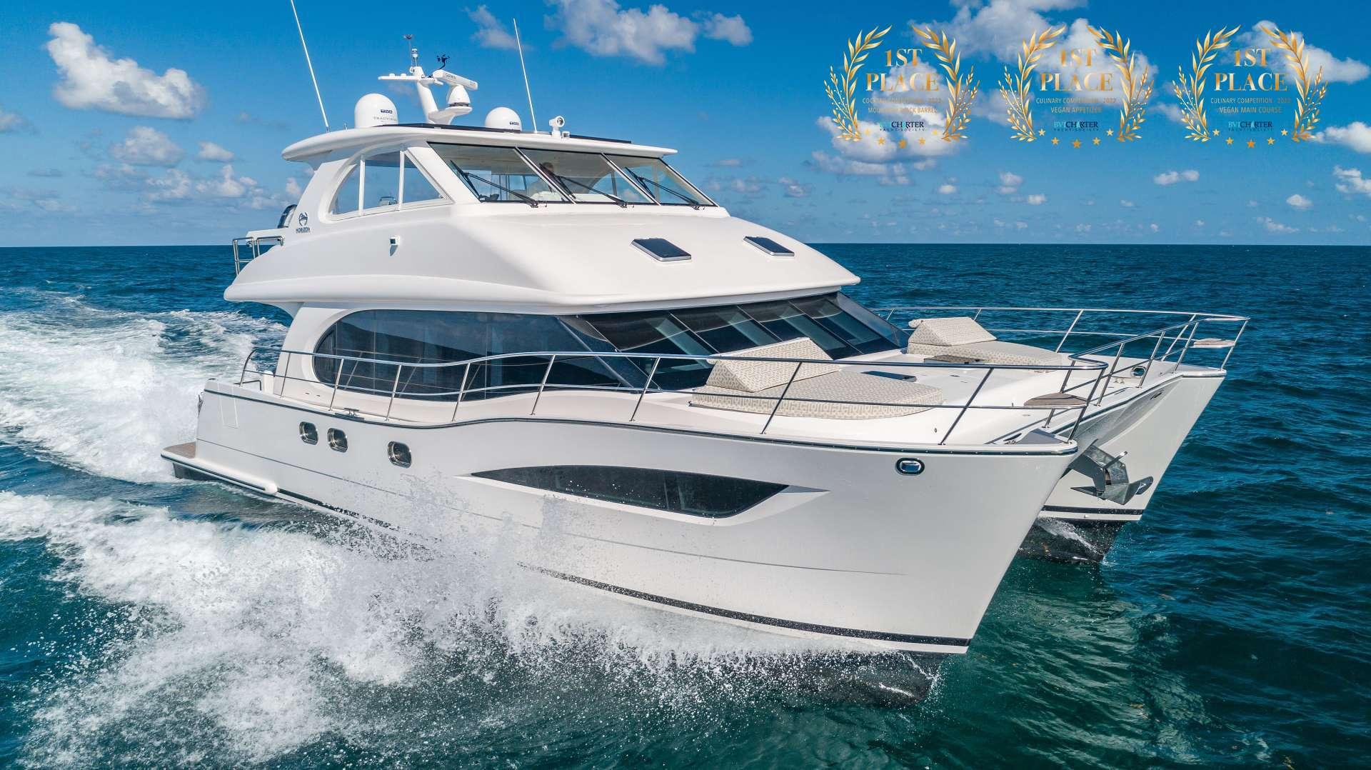 Power Yacht MYSTIC SOUL