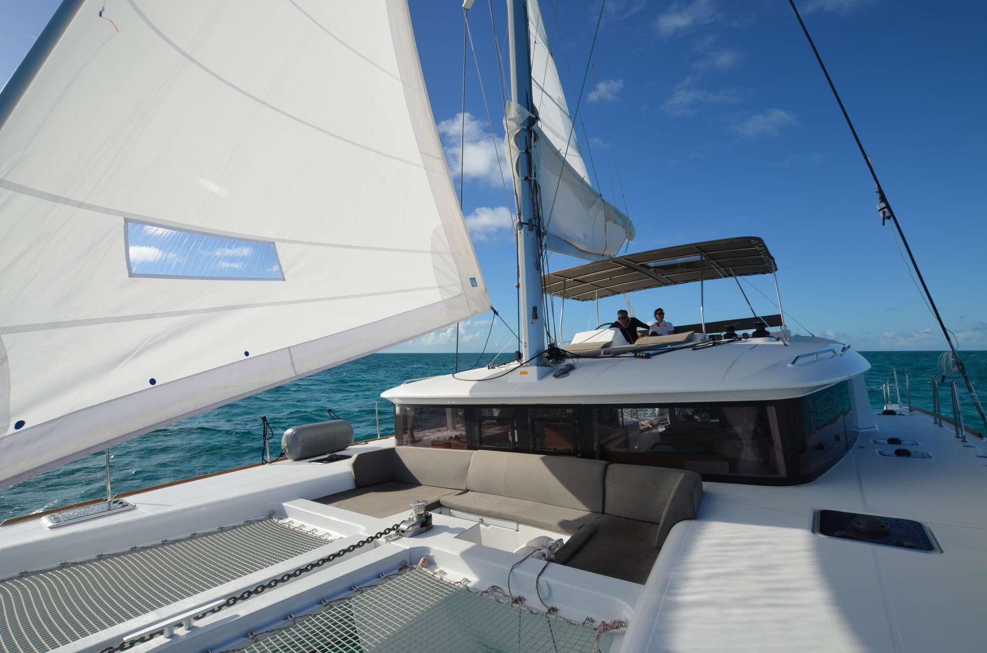 Catamaran Samoru ll