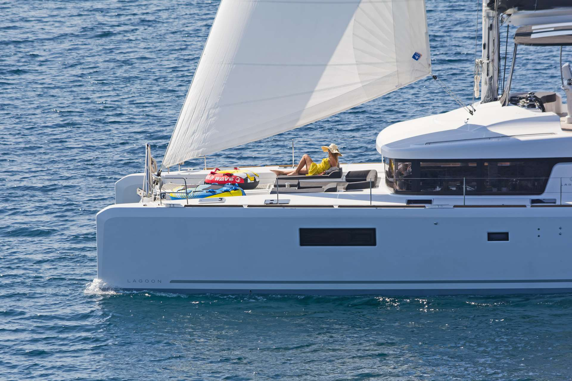 Catamaran SUMMER STAR