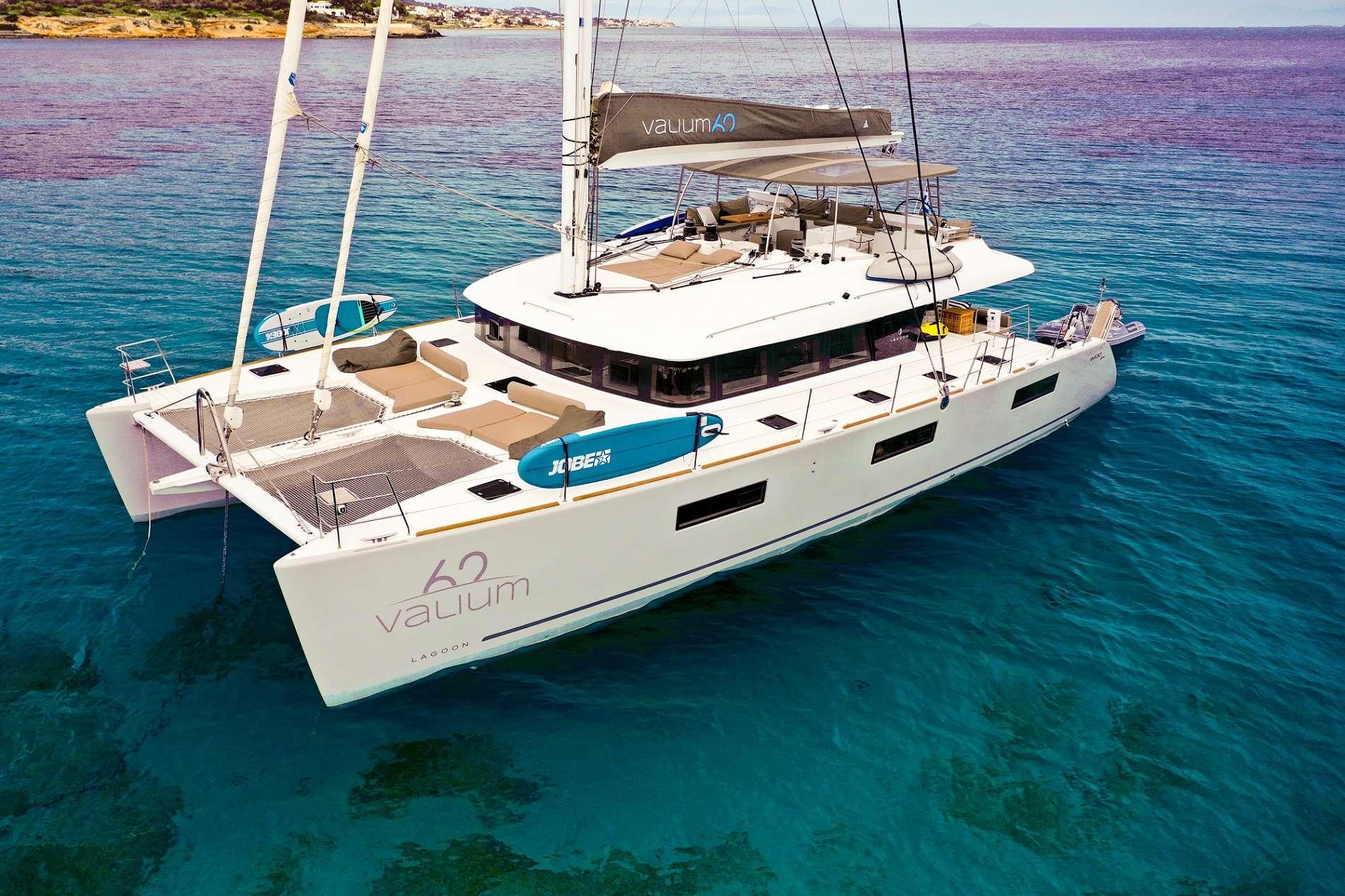 Catamaran VALIUM62