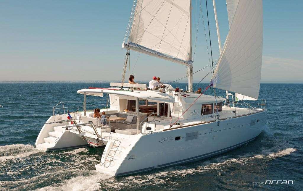Catamaran L450