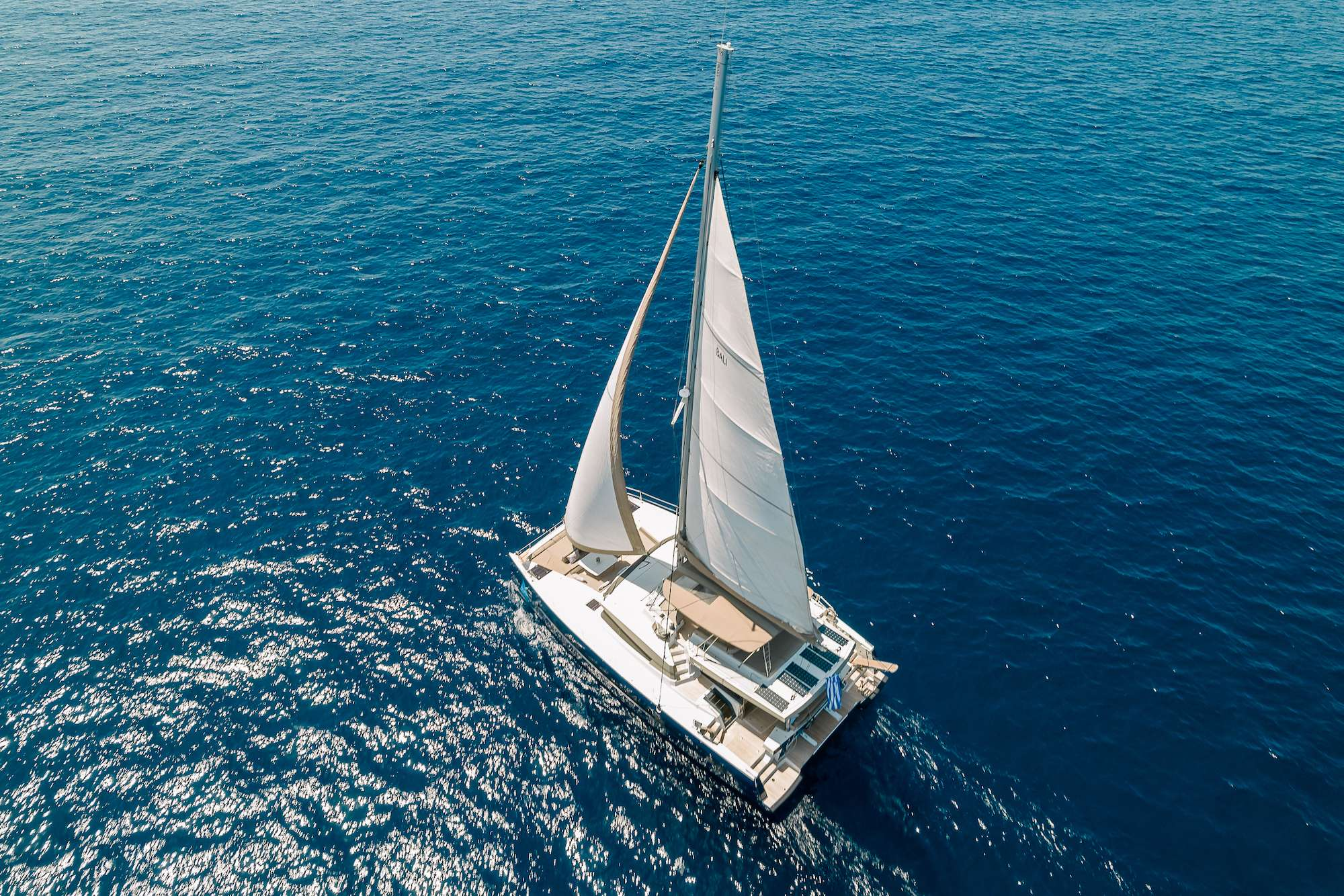 Catamaran NEW HORIZONS 3