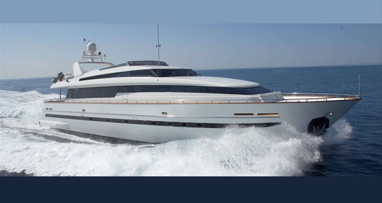 Power Yacht GRACE