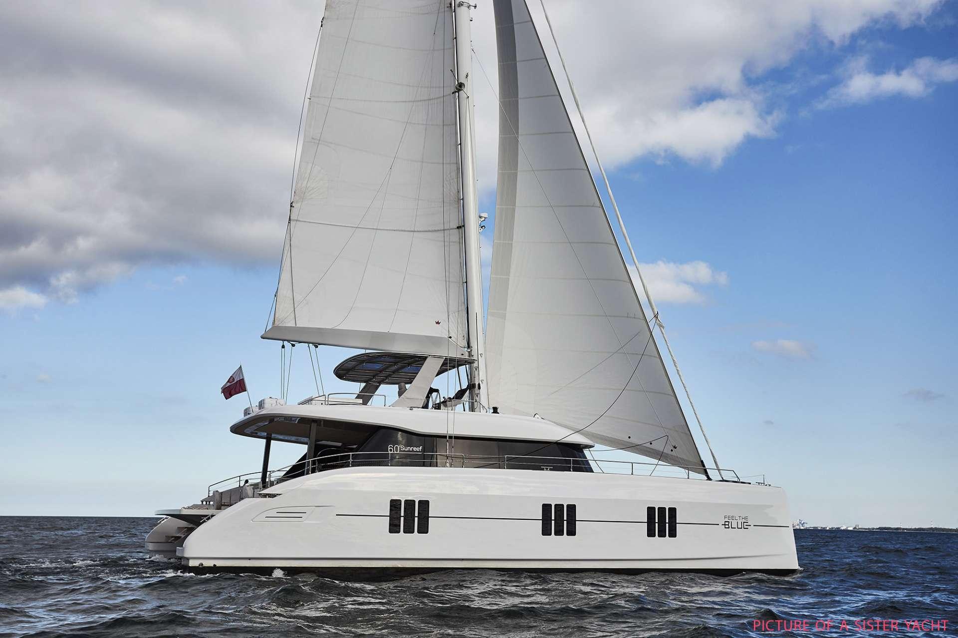 Catamaran OCA