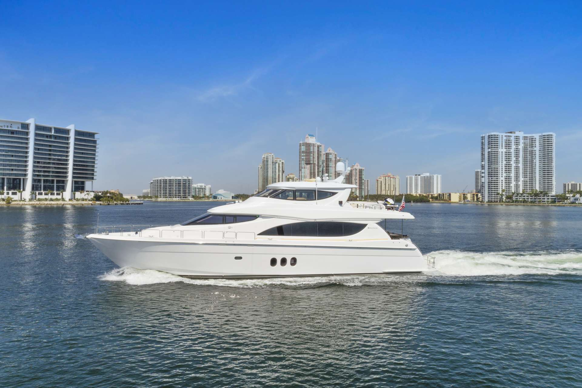 Power Yacht PNEUMA
