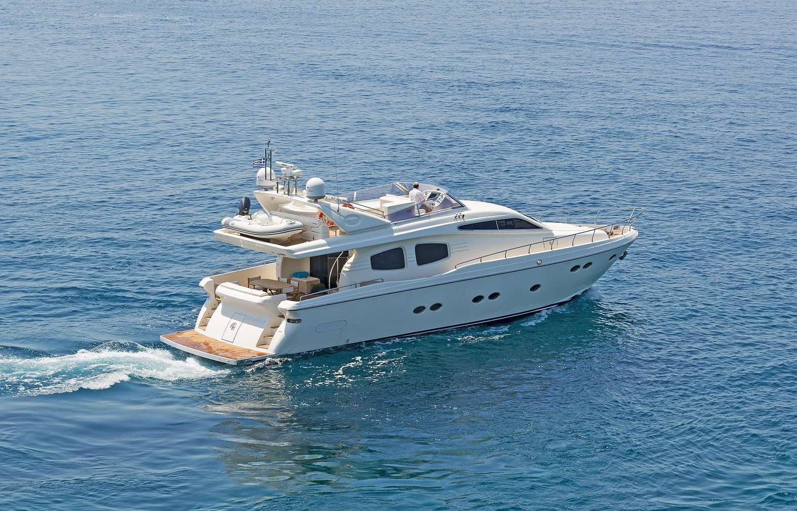 Power Yacht Lettouli III