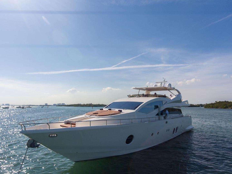 86 Italian Yacht