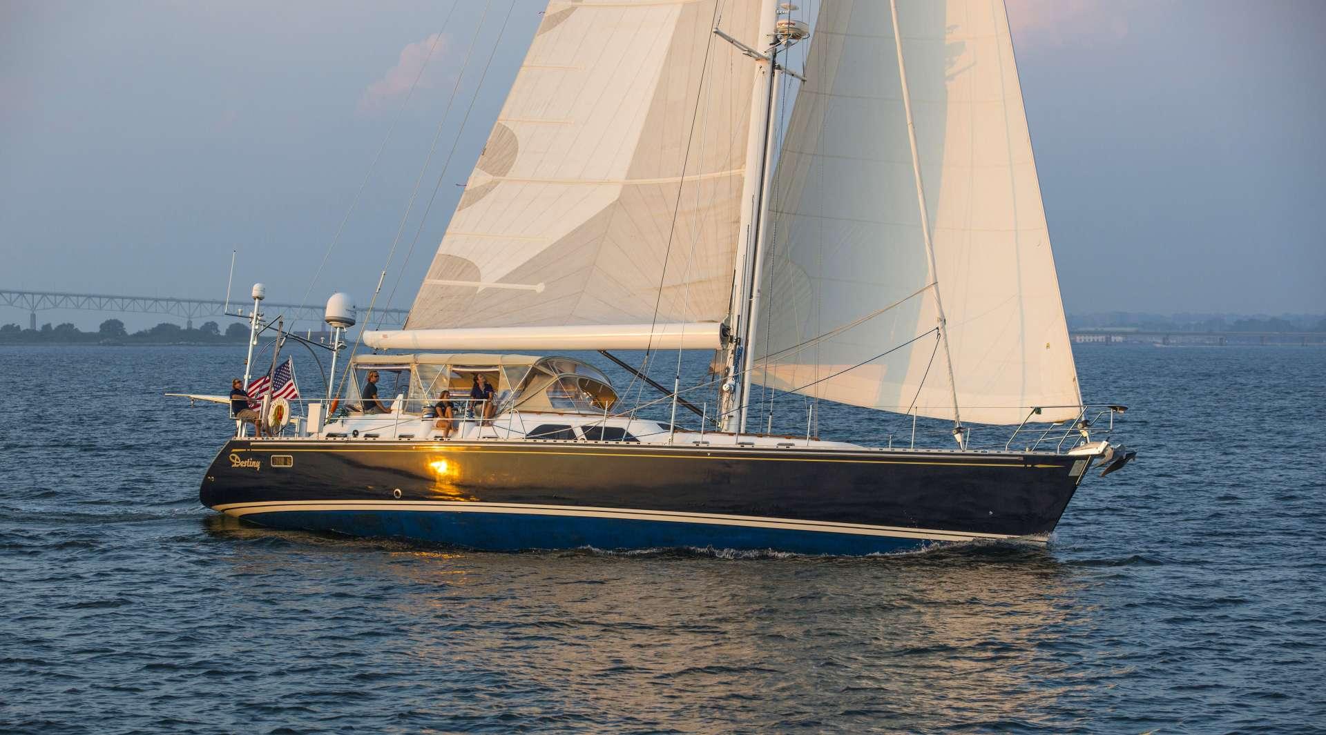 Sailing Yacht DESTINY
