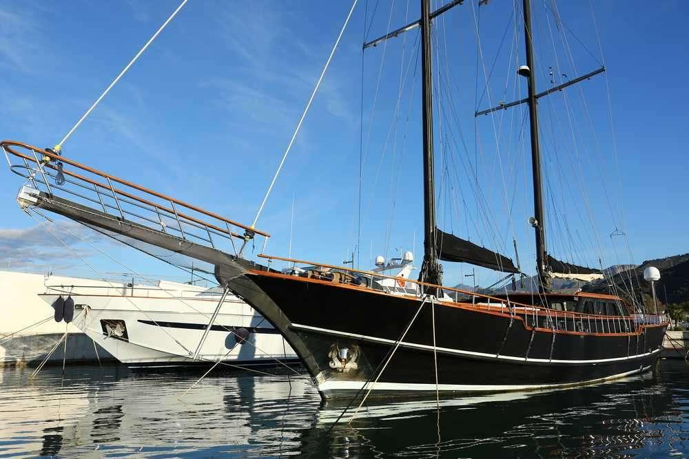 Sailing Yacht Angelique