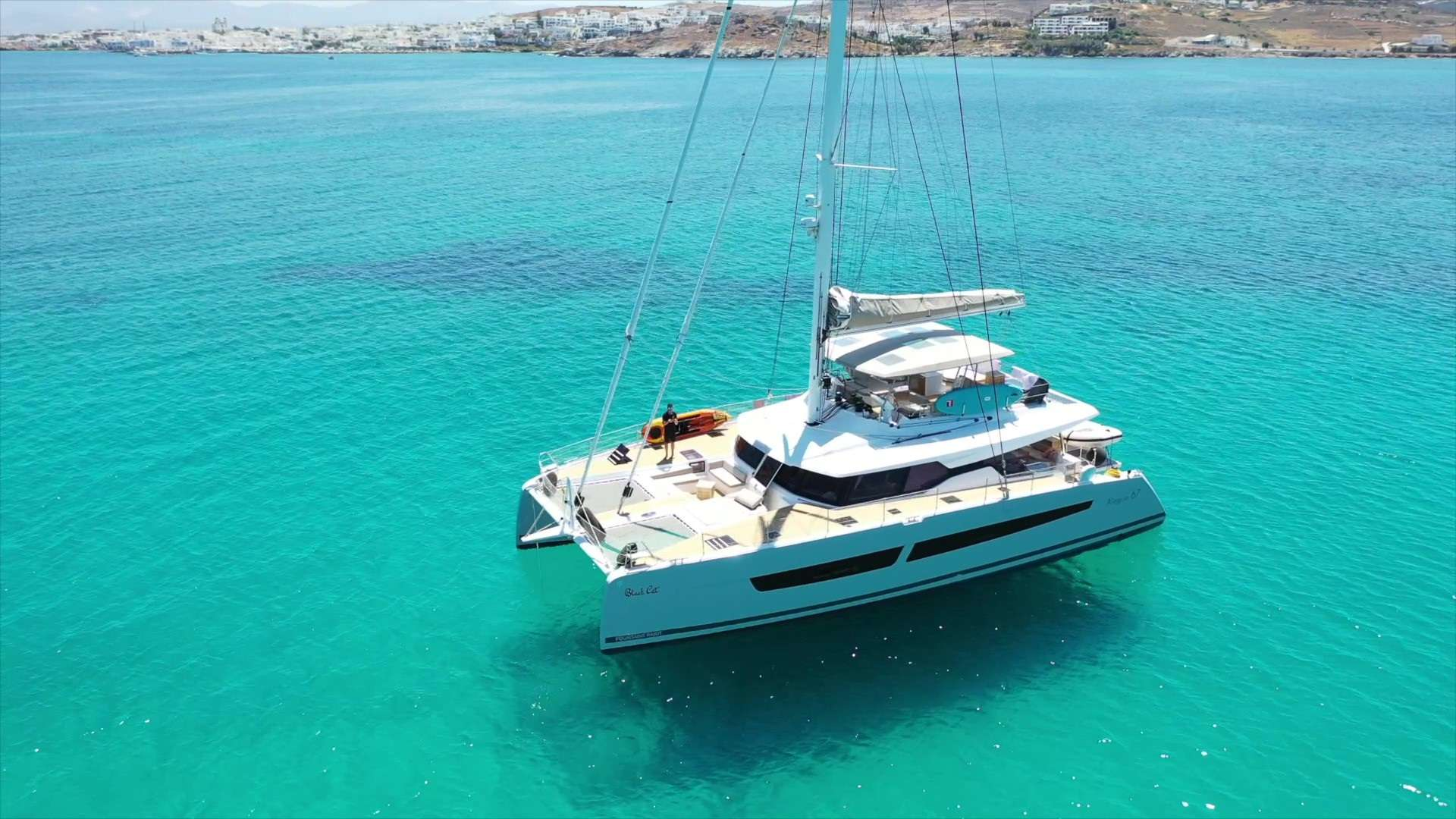 Catamaran BLACK CAT