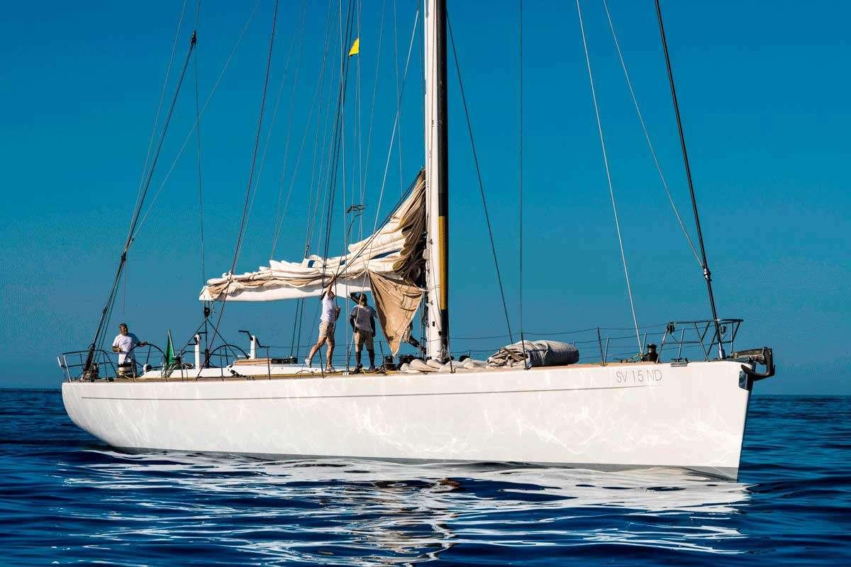 Sailing Yacht Logica
