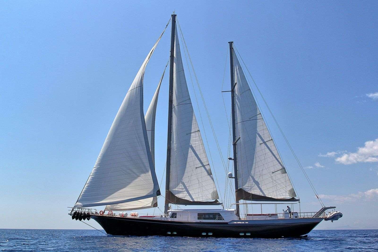 Moss Superyacht Charter