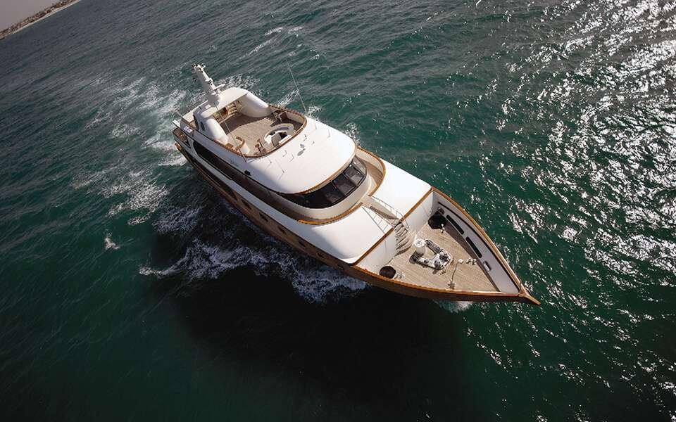 Ashena Superyacht Charter