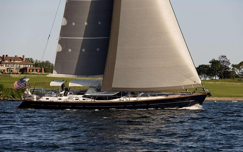 Raven Claw Superyacht Charter
