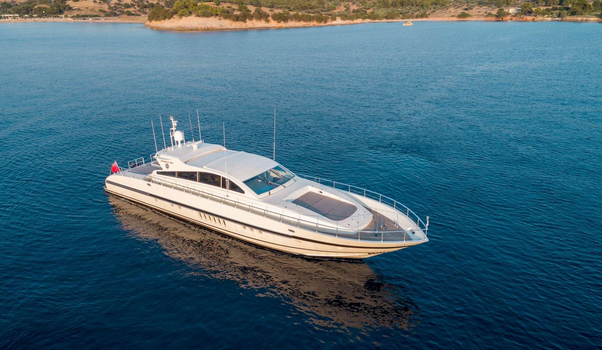 Power Yacht ROMACHRIS II