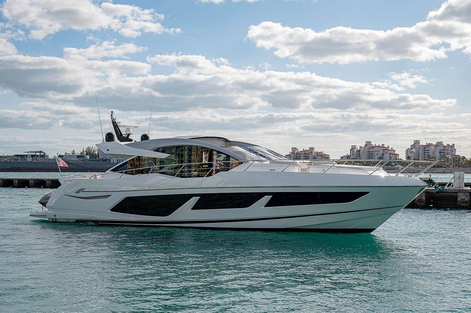 Power Yacht Strategic Dreams
