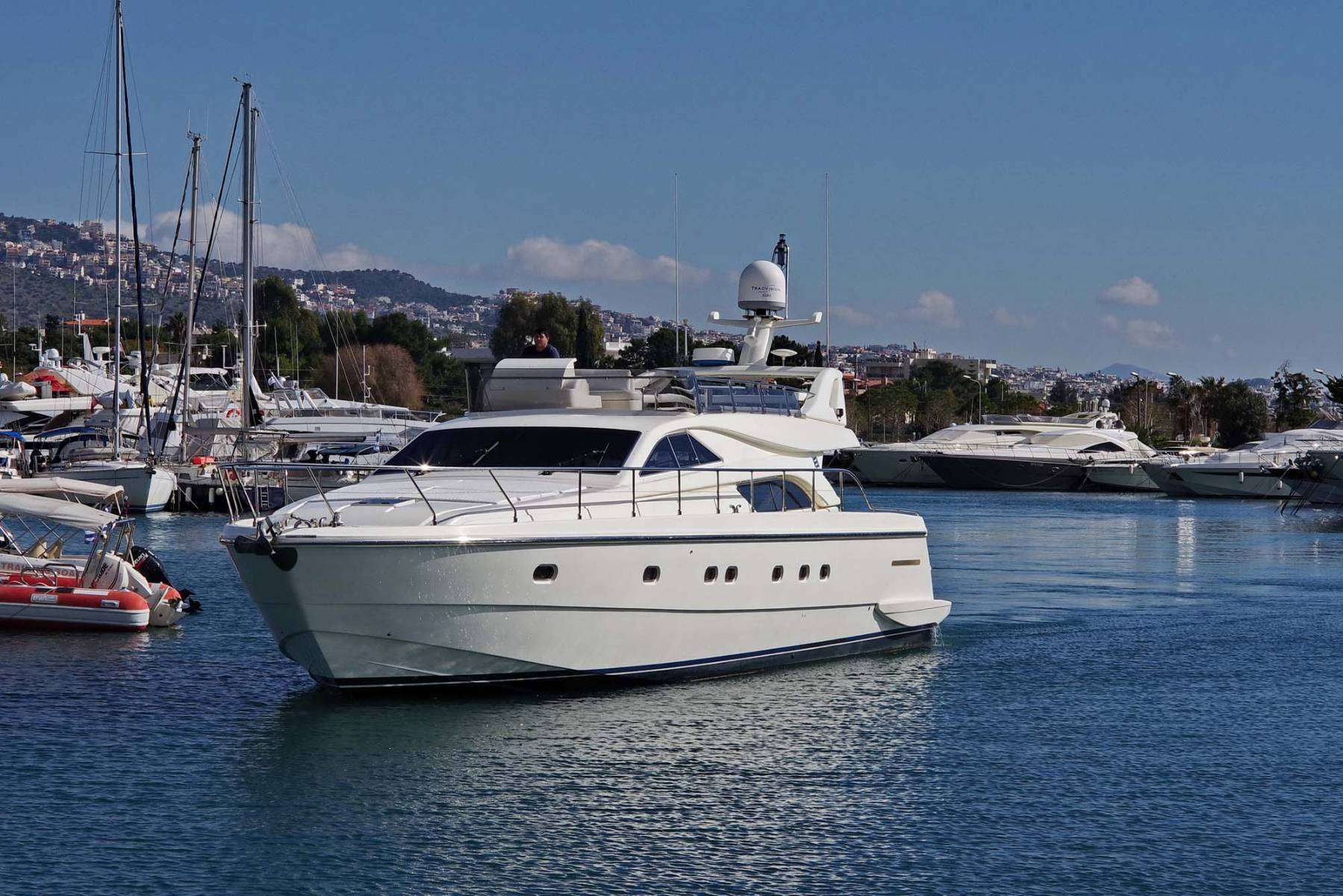 Power Yacht PALMYRA - 57