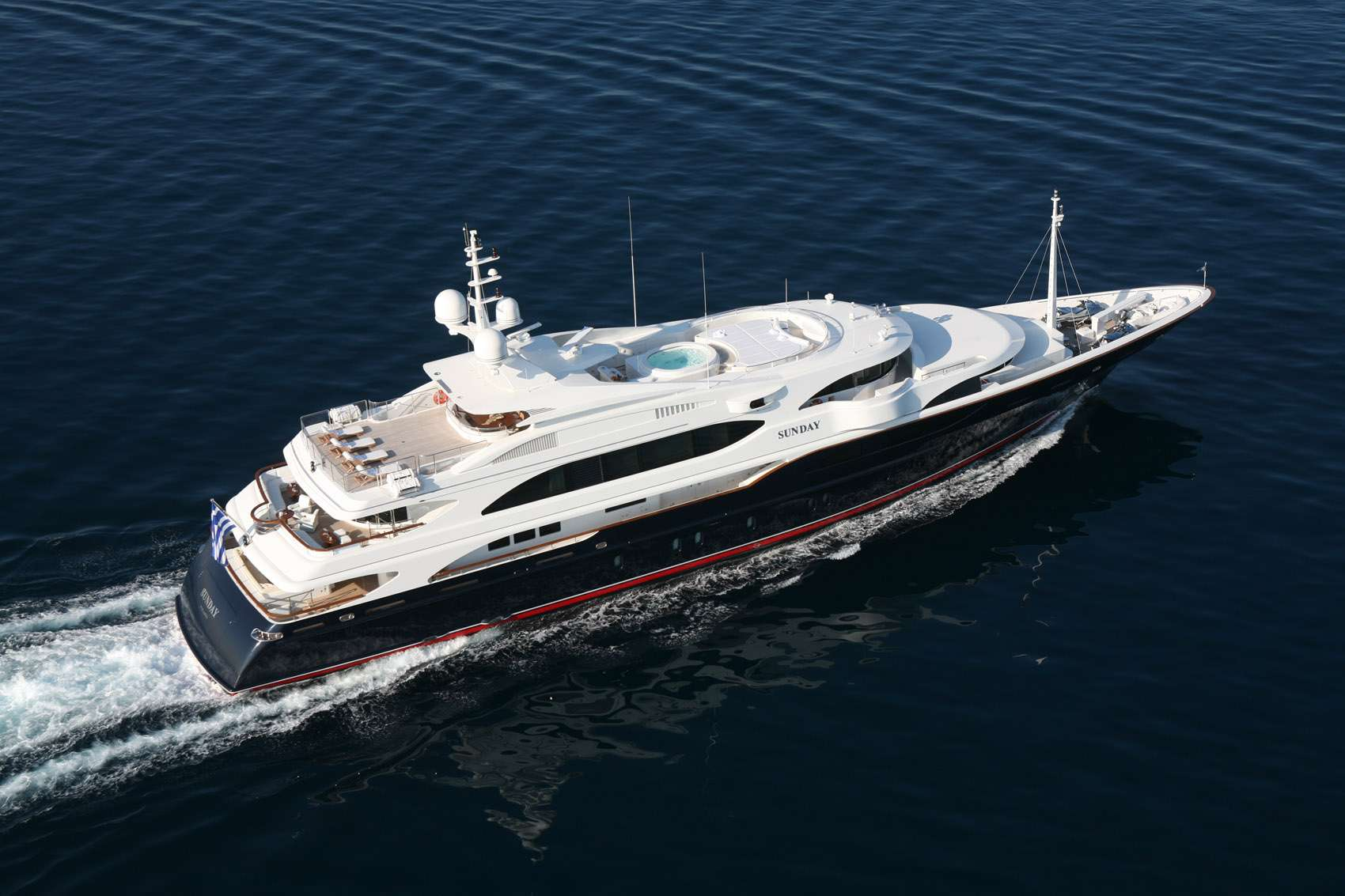 Sunday Superyacht Charter