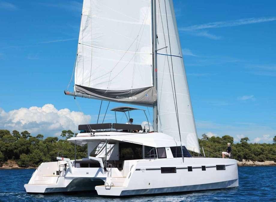 Catamaran CALYPSO