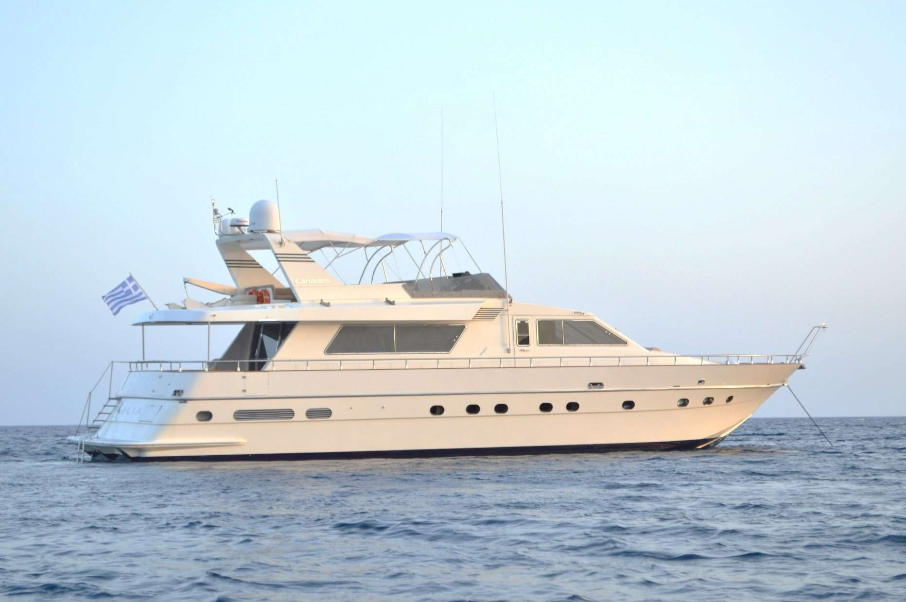 Power Yacht AELIA