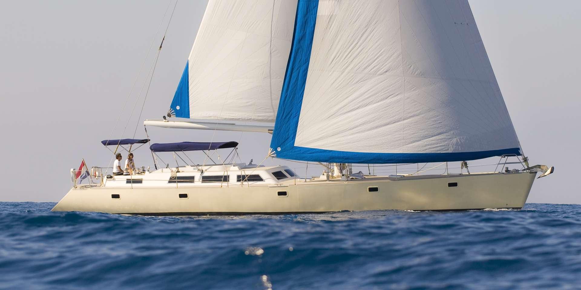 Sailing Yacht VOYAGER DREAMS