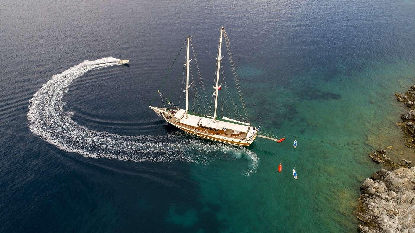 Sailing Yacht ECCE NAVIGO