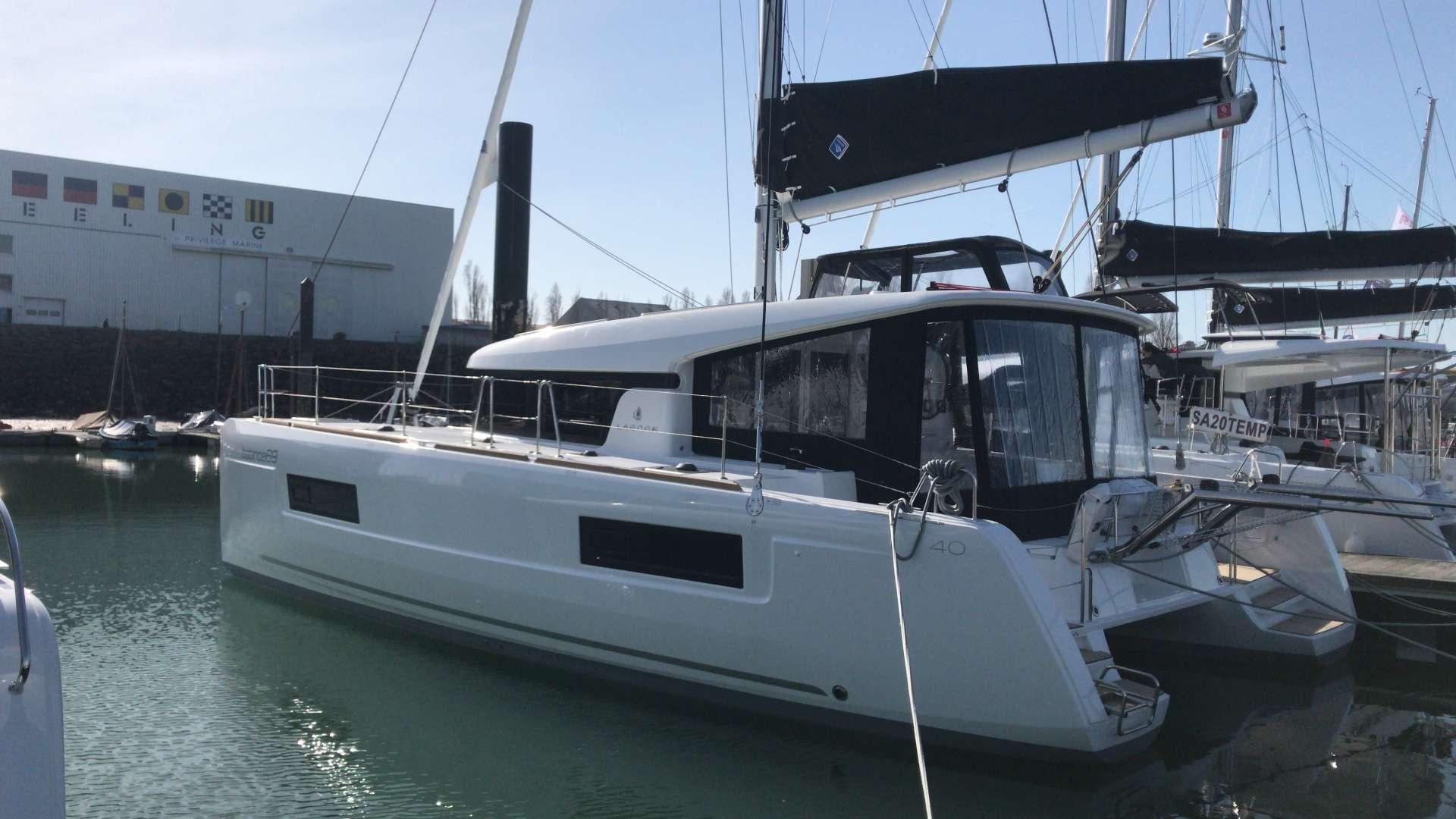Catamaran Milù 2.0